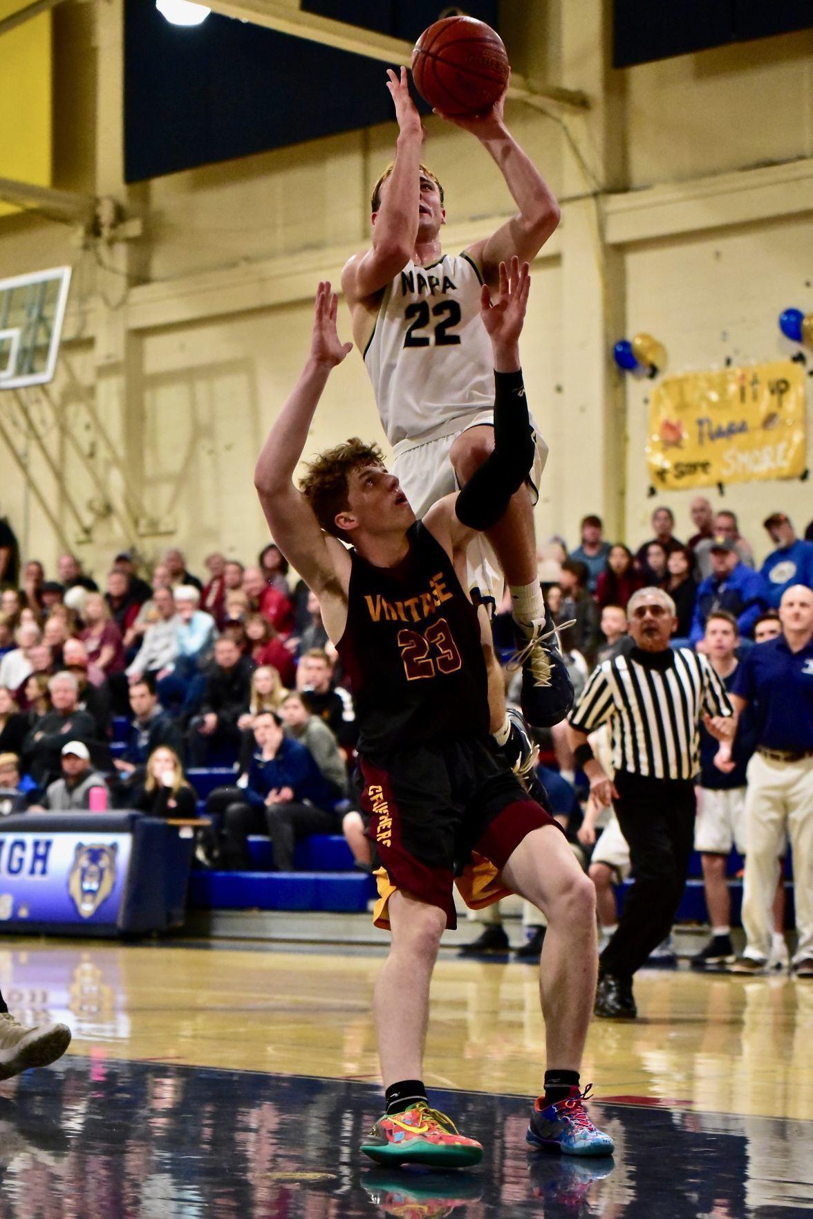 Big Game boys basketball