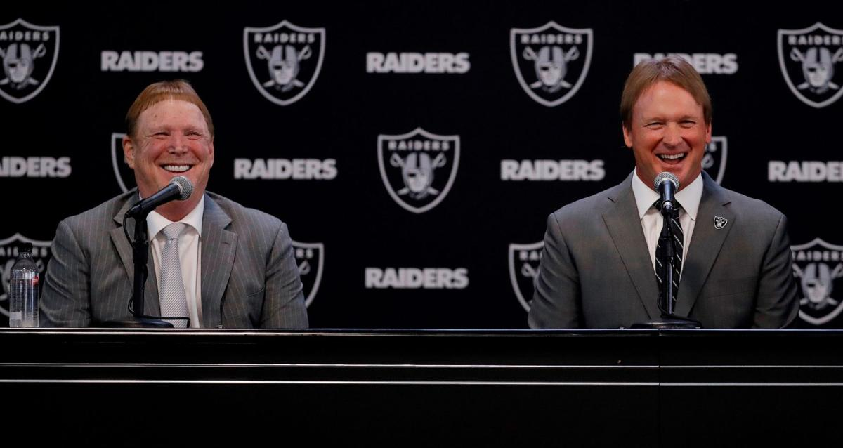NFL to 'look into' whether Raiders violated Rooney Rule ...