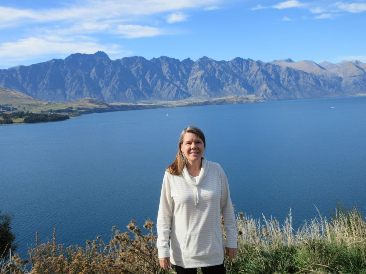Theresa Field of Island Bound Travel specializes in island travel.