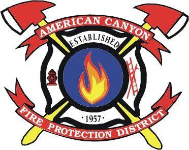 AmCan Fire Dept logo