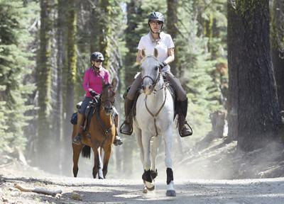 59th annual Tevis Cup 100-Miles-One-Day Trail Ride