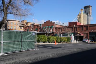 Napa River Inn Construction