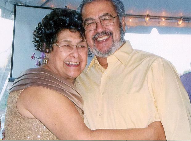 Margie and Frank Espinoza