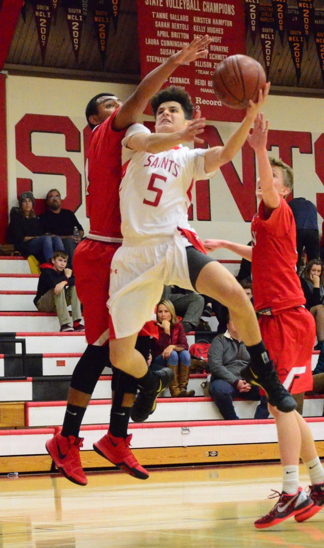 St. Helena High Boys Basketball