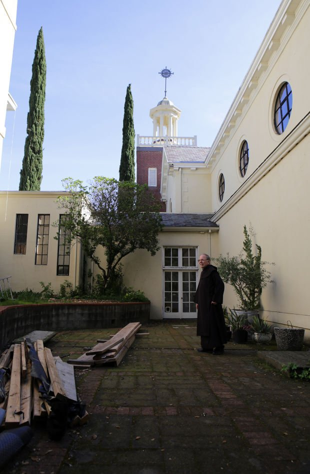 Hit hard by earthquake, Carmelite monastery faces uncertain future