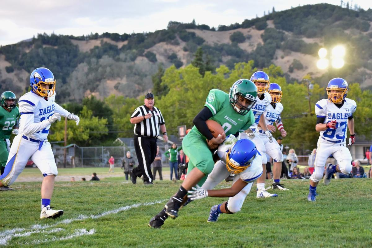 Calistoga High football
