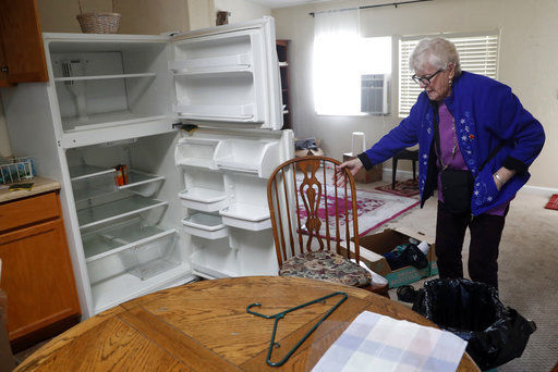 Low-income seniors displaced by blaze still in housing limbo