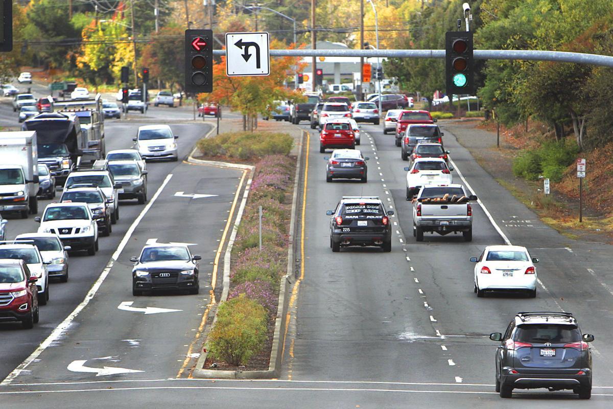 Imola Avenue in Napa