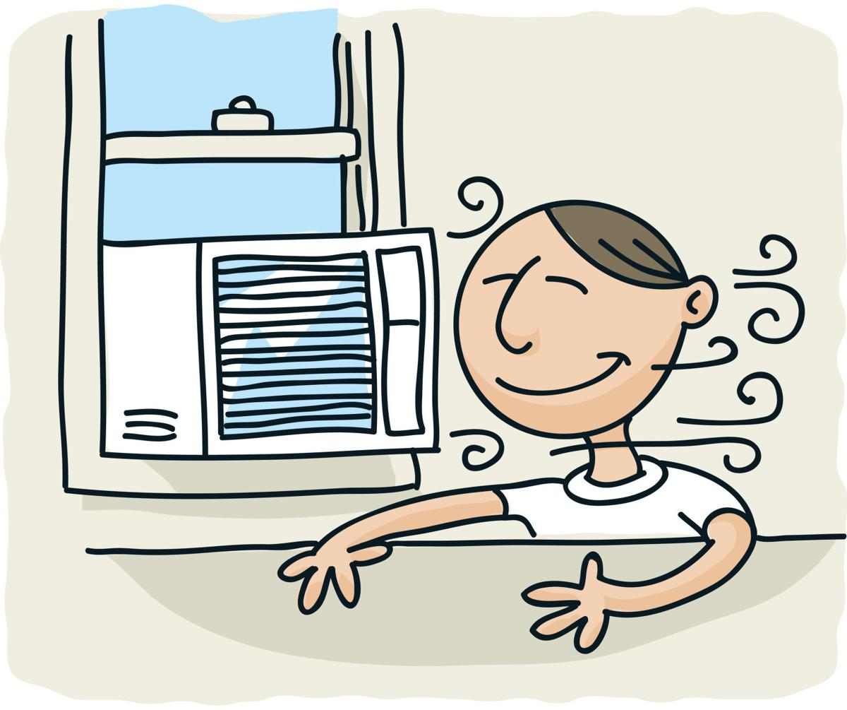 Make your window air conditioner work - and look - better ...