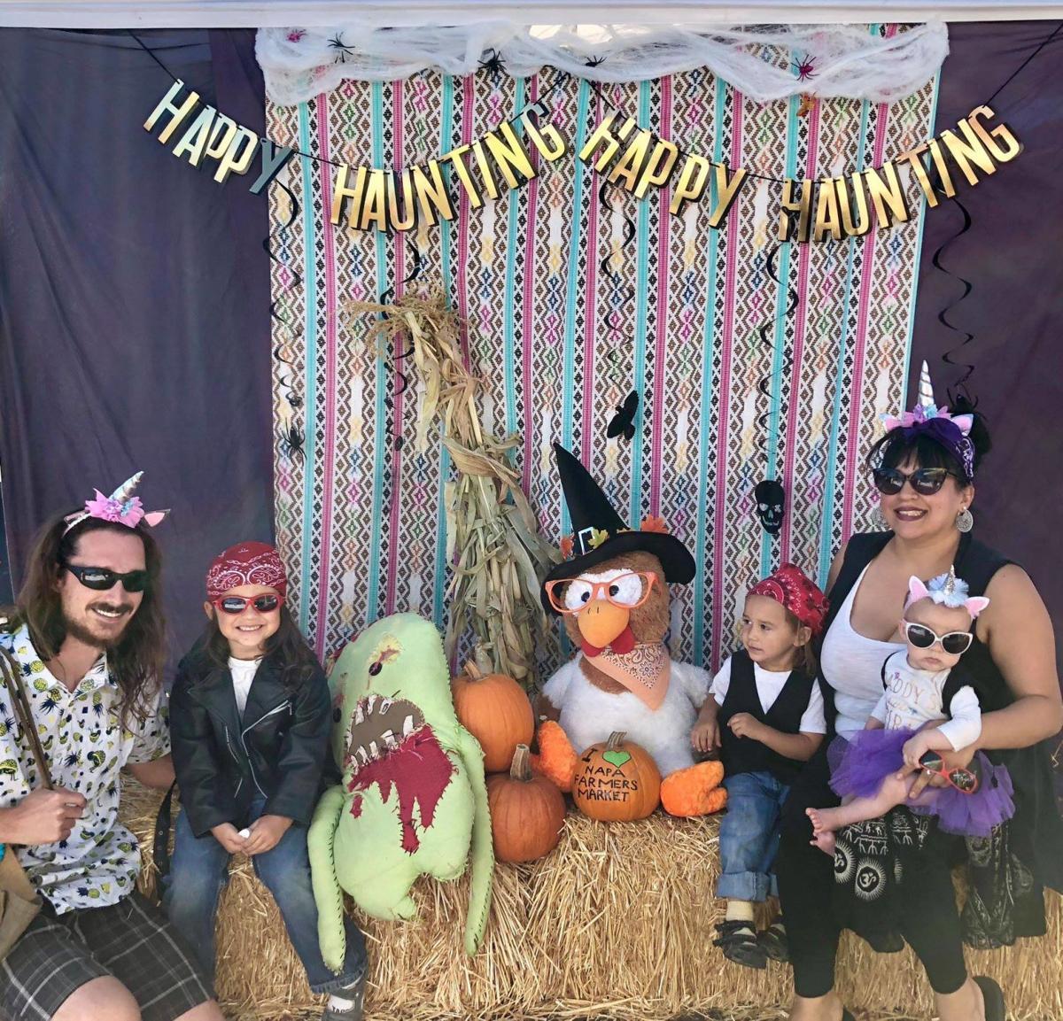 Haunted Market family