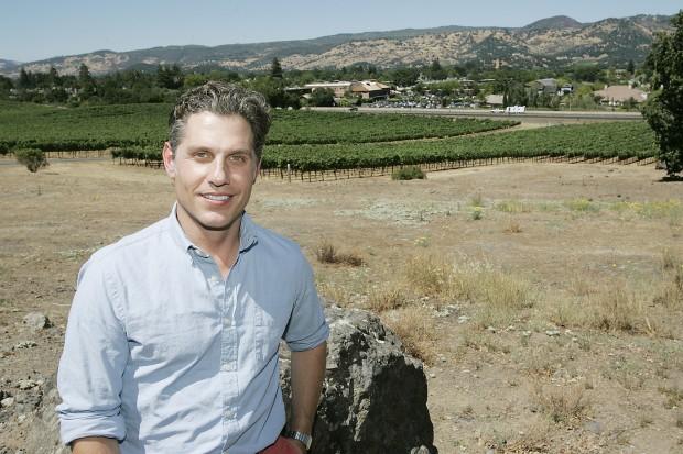 Patrick Sprinkel of Scout Napa Valley
