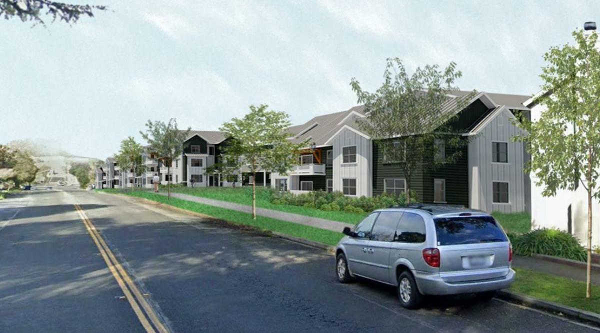 Monarch Landing affordable housing