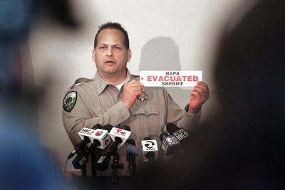 Napa fire evacuation tags available at more places now