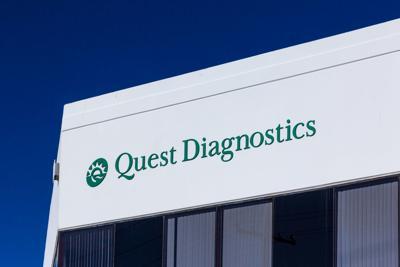 Quest Diagnostics Exterior and Logo