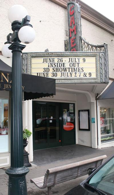 St. Helena's Cameo Cinema