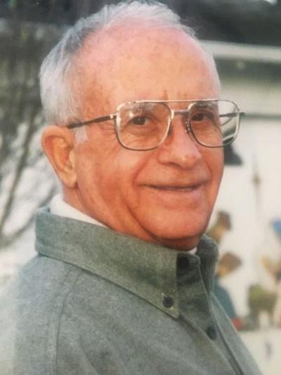 """Adelbert """"Del"""" John Ianziti"""