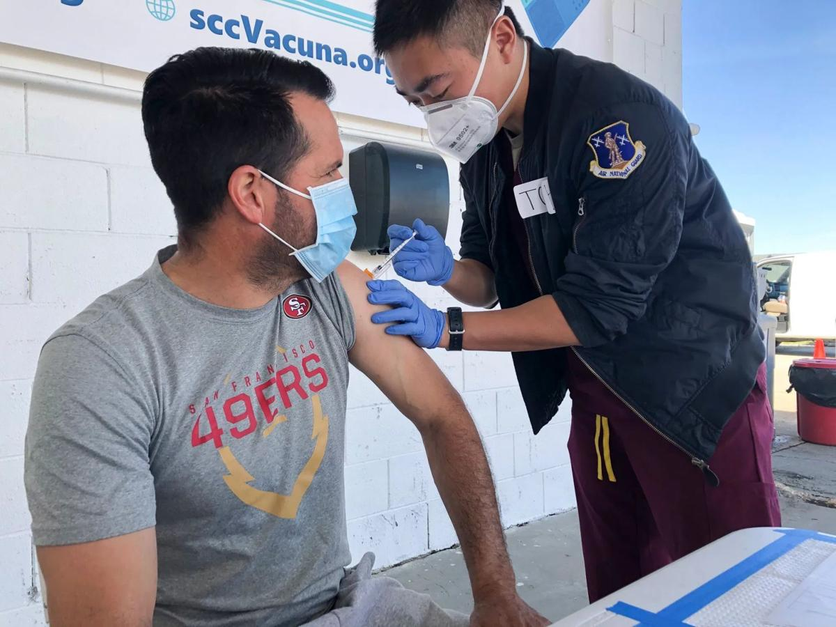 Eager to be vaccinated, California farmworkers face obstacles