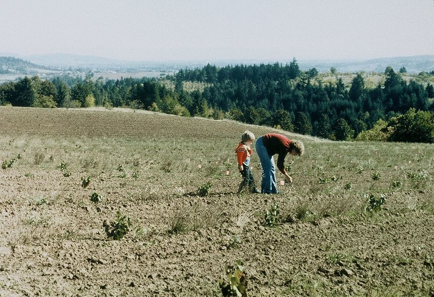1982 Ian and Judy