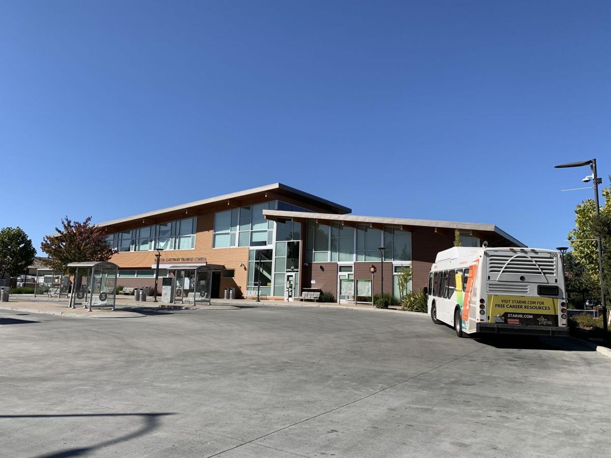 NVTA transit center