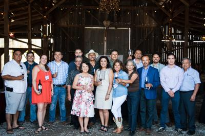 Members of the Mexican-American Vintners Association