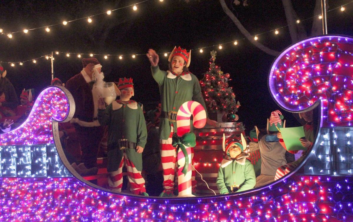 Calistoga Holiday 2018