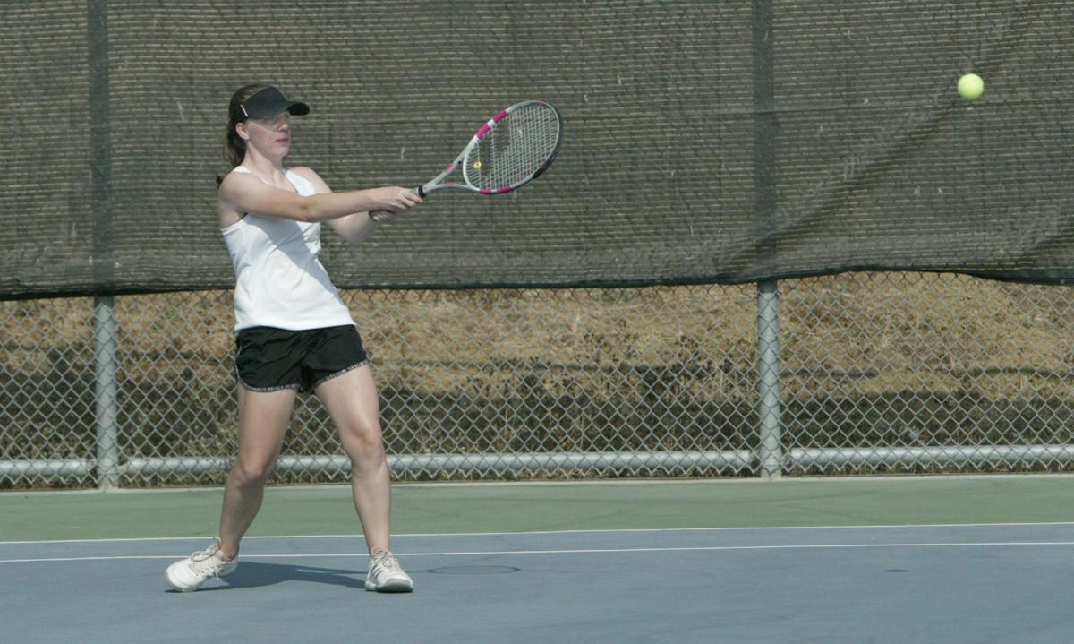 American Canyon girls tennis