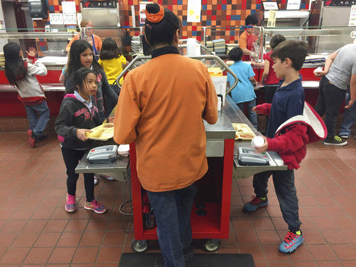 US schools rethink meal-debt policies that humiliate kids