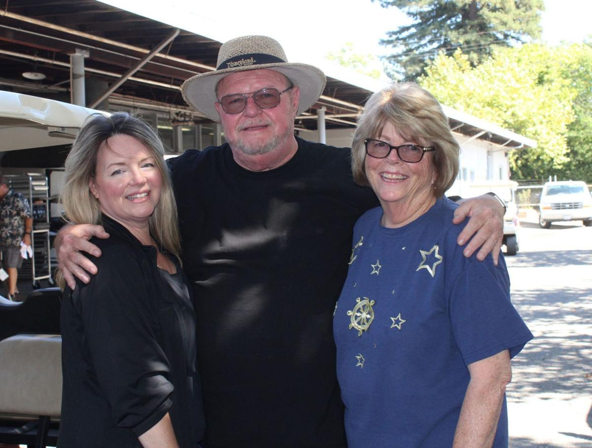 Tommy, Jeanie, Laurie Hunt