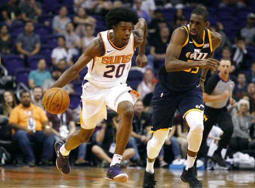 In their 50th season, Suns patient in developing young team