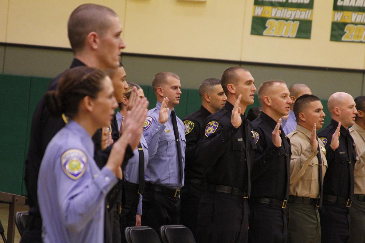 Napa's police academy graduates 100th class | Local News