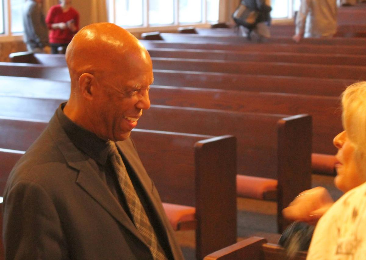 Terrence Roberts at Pacific Union College