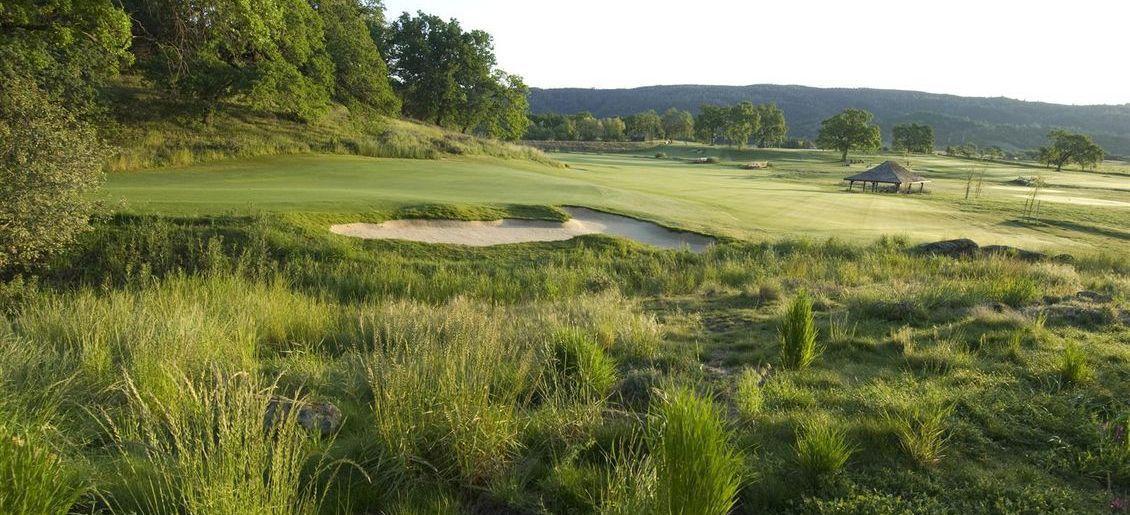 Aetna Springs Golf Course