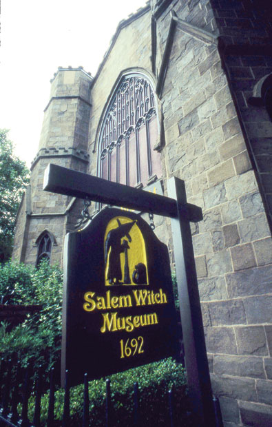 Mystery And Irony In America S Witch City Salem