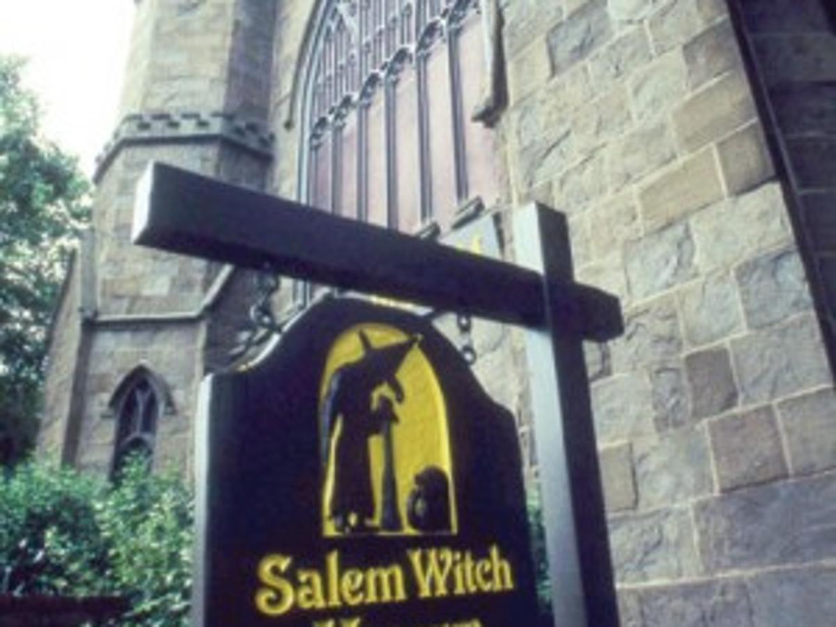 Mystery And Irony In America S Witch City Salem Travel Napavalleyregister Com