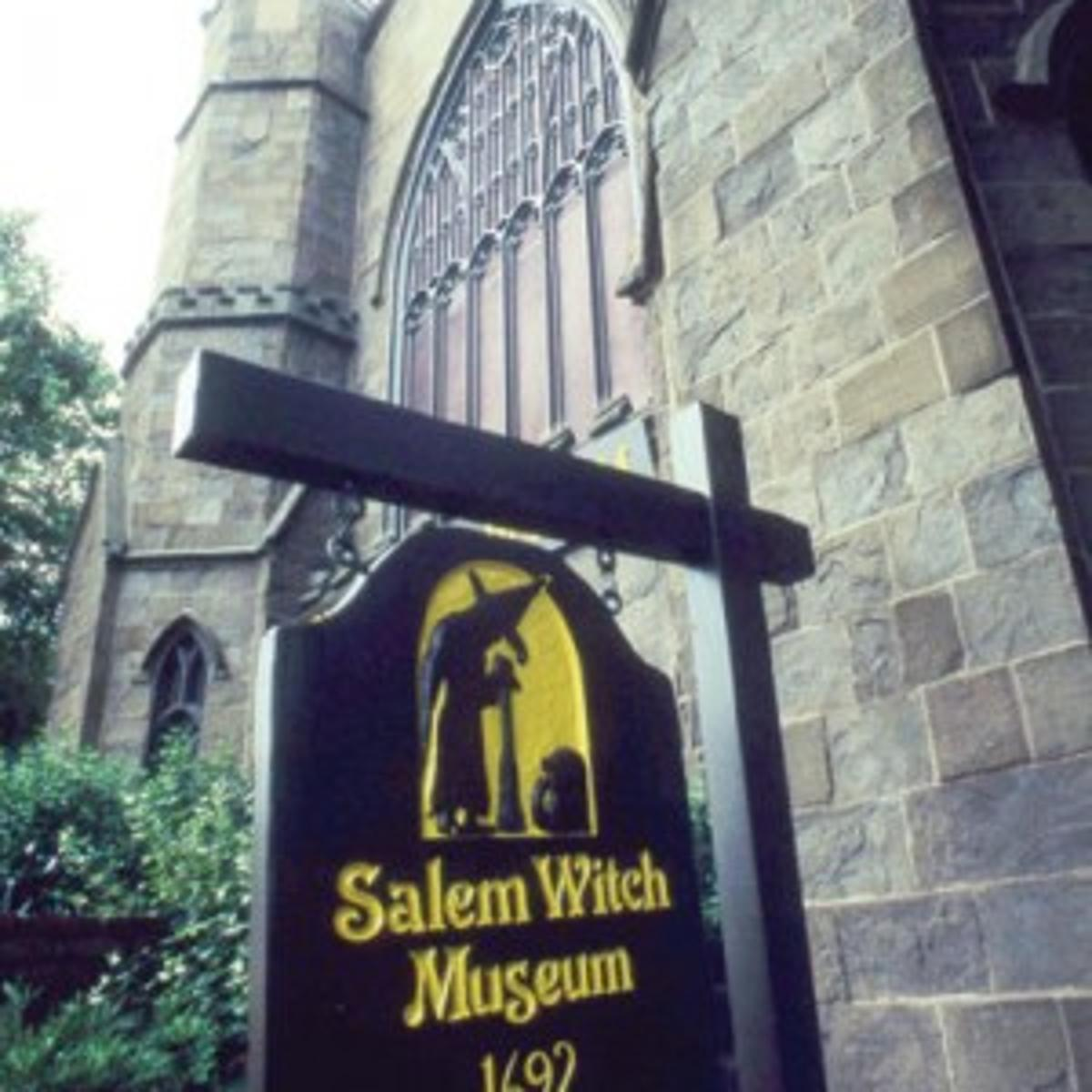 Mystery and irony in America's 'witch city,' Salem   Travel
