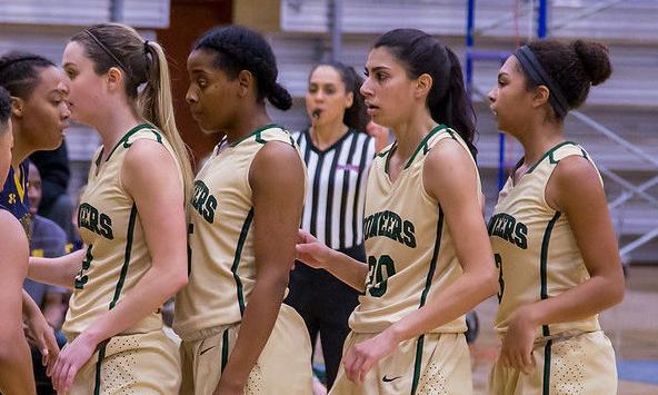Pacific Union College women's basketball