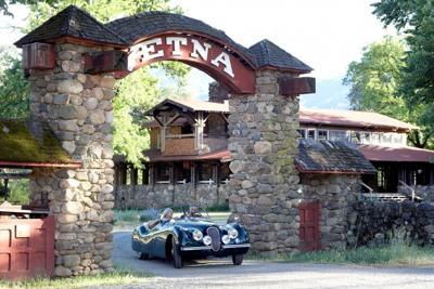 Aetna Springs Resort