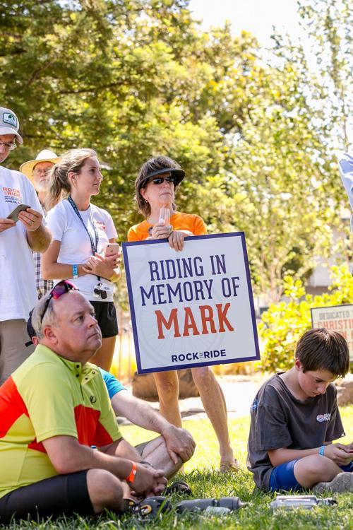 Gun violence prevention walk and ride