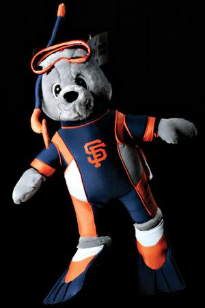 Teddy bears and baseball: Two of my favorite things