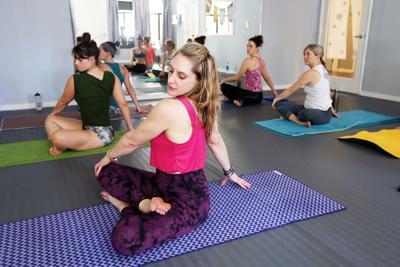 Hot Yoga Calistoga