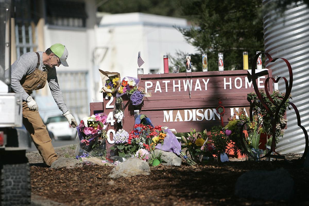 Pathway Home memorial