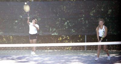 American Canyon High girls tennis