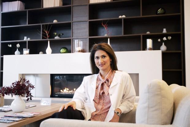 Nancy Azizi opens dental spa on Trancas Street