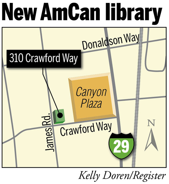 New AmCan library