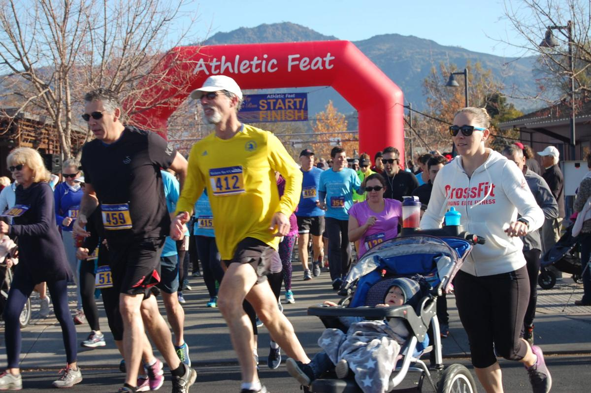 Napa Valley Resolution Run