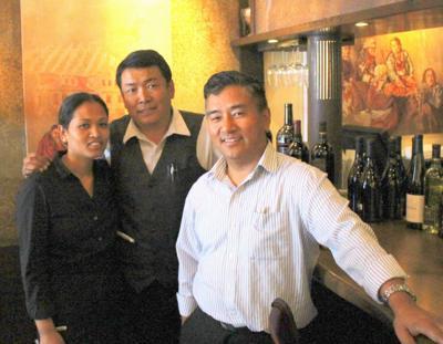 Himalayan Sherpa Kitchen owners