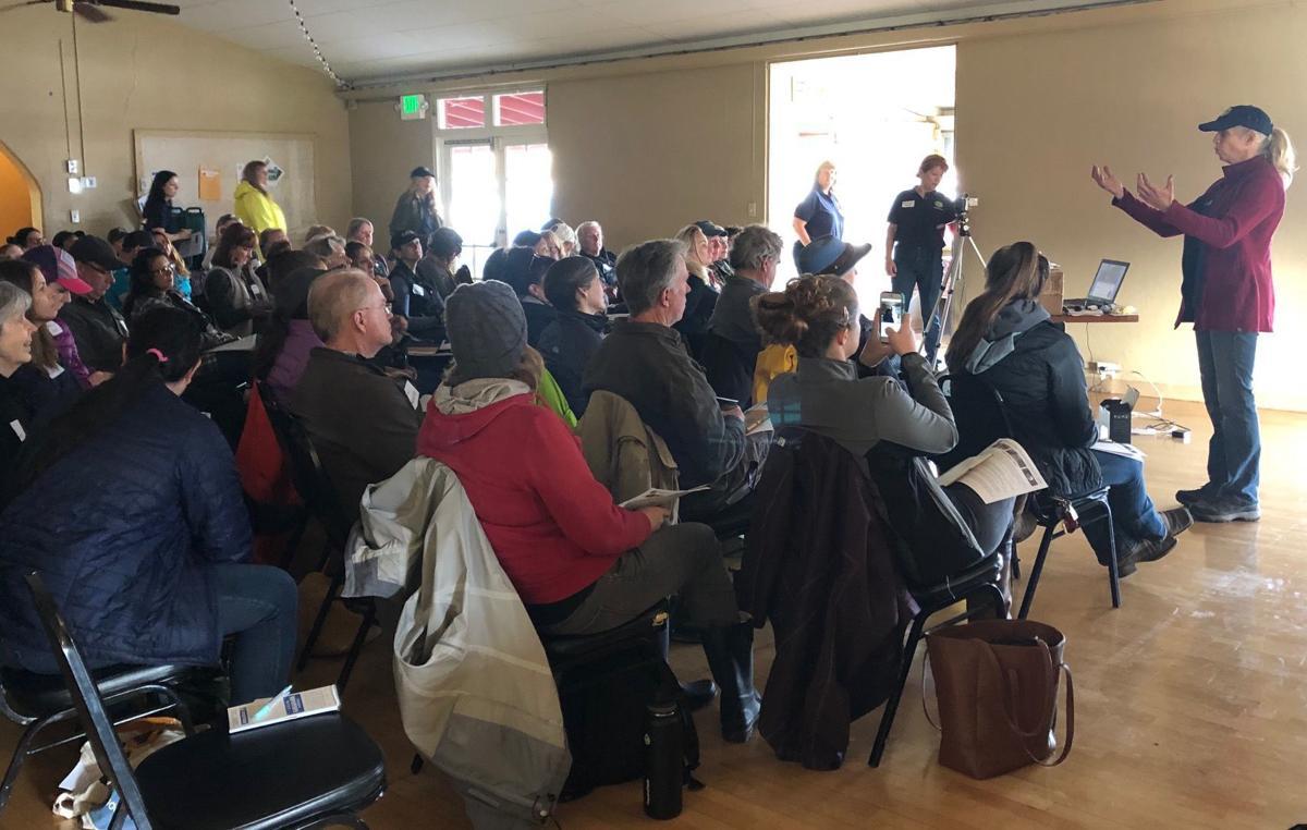 Napa Community Animal Response training