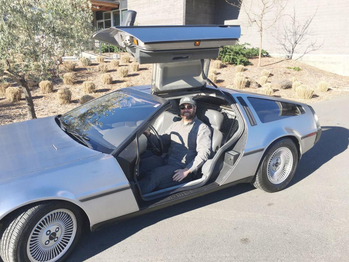 Jordan Livingston's 1982 DeLorean DMC-12