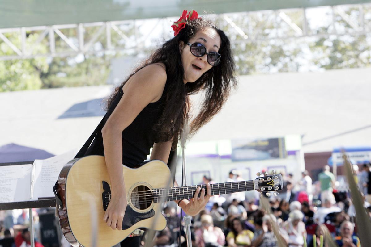 Aloha Festival at Napa Valley Expo
