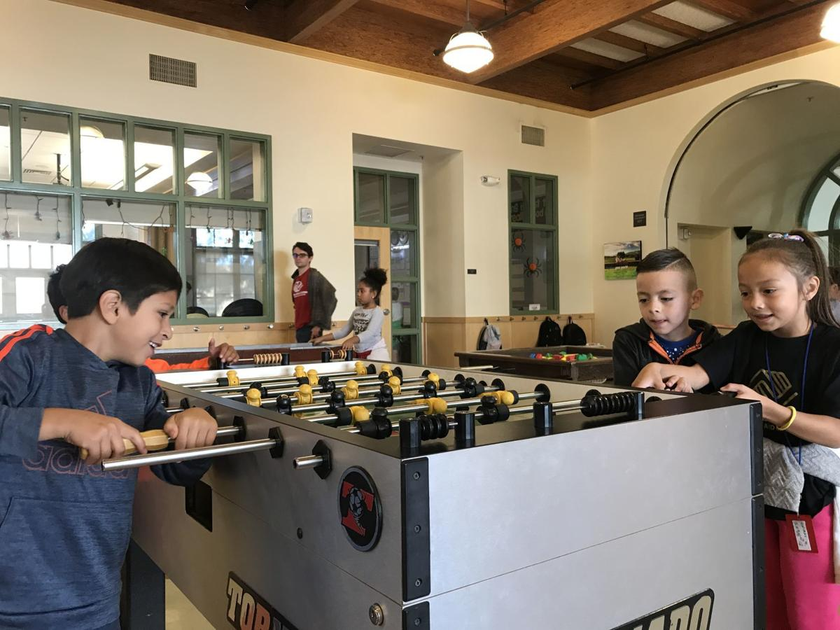 St. Helena Boys and Girls Clubs 3